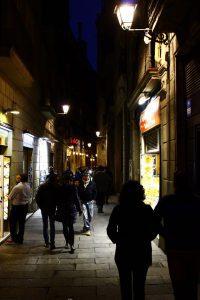 Ruas do Barri Gòtic