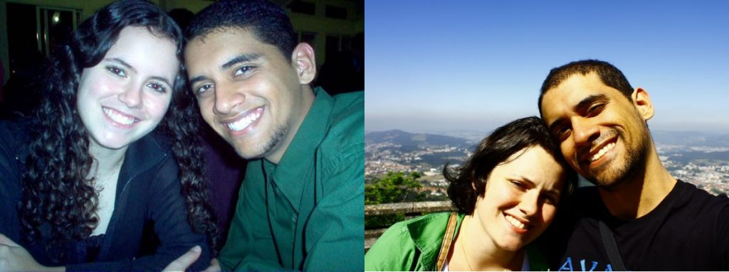 Nós antes e depois